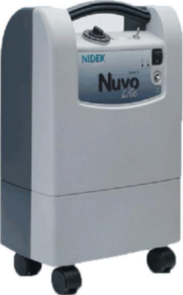 Concentrator de oxigen la domiciliu Nuvo Lite Mark5, USA de la Sc Roambra Company Srl