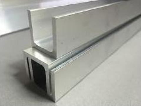 Profil U din aluminiu de la Electrofrane