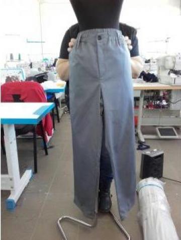 Pantalon gri de paza de la Sc Atelier Blue Srl