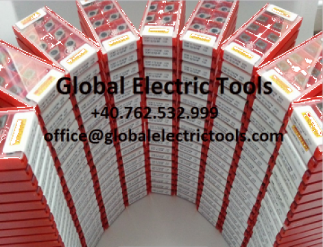 Placute vidia DCMT 11T308 de la Global Electric Tools SRL