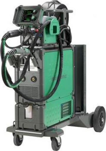 Aparat sudura Migatronic Sigma Select Graphic 400 S-V de la Bendis Welding Equipment Srl