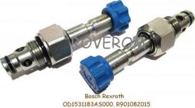 Supapa hidraulica Bosch Rexroth D1531183AS000, R901082015 de la Roverom Srl
