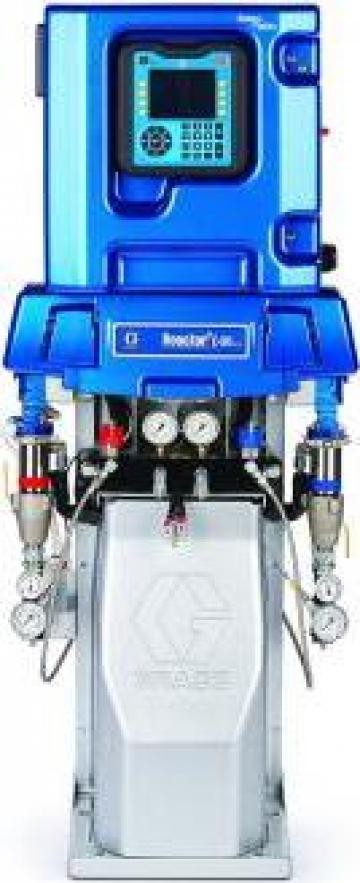 Dozator pentru utilaj spuma Graco Reactor 2 E-30 de la Iso Equipments Srl
