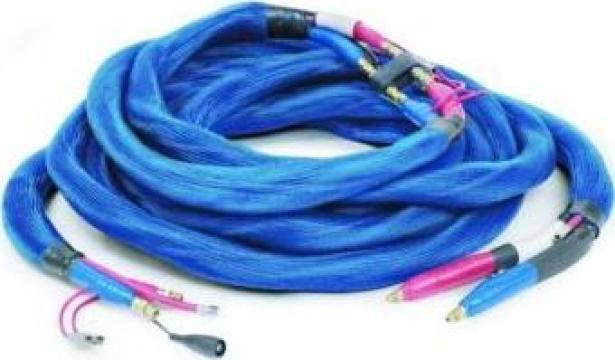 Furtunuri incalzite Graco blue scuff de la Iso Equipments Srl