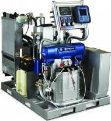 Sistem integrat spuma poliuretanica Graco Reactor E-XP2i de la Iso Equipments Srl