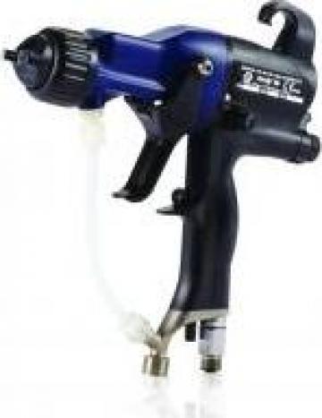 Pistol electrostatic utilaj Graco ProXp40 de la Iso Equipments Srl