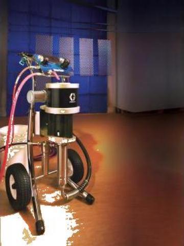 Pulverizator vopsea Graco Merkur ES 30:1 de la Iso Equipments Srl