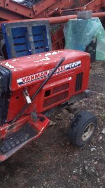 Tractor 14 cp japonez de la