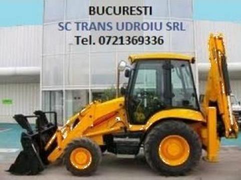 Deszapezire strazi Bucuresti si Ilfov