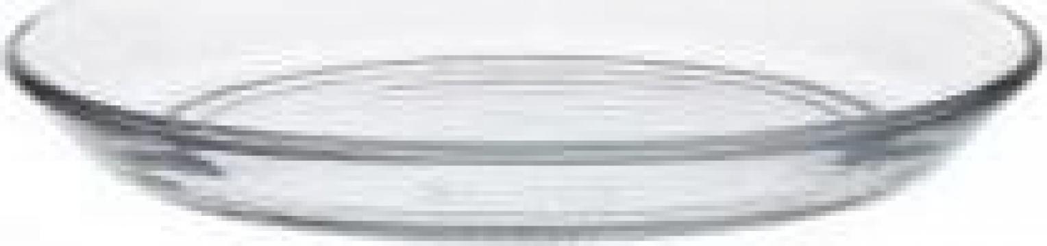 Farfurie suport 13,5cm Duralex - LYS Transparent set 6 piese de la Basarom Com