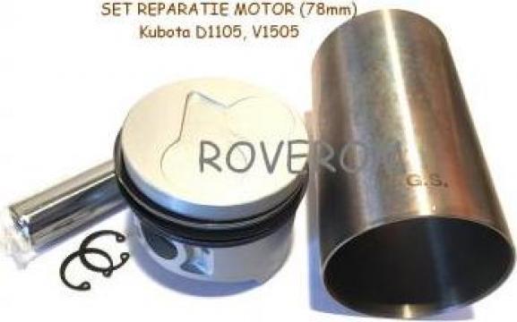 Set reparatie motor Kubota D1105, V1505 (78mm)