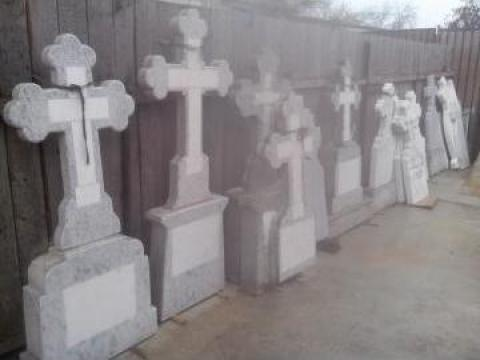 Cruci marmura de la Cruci Mozaic, Marmura