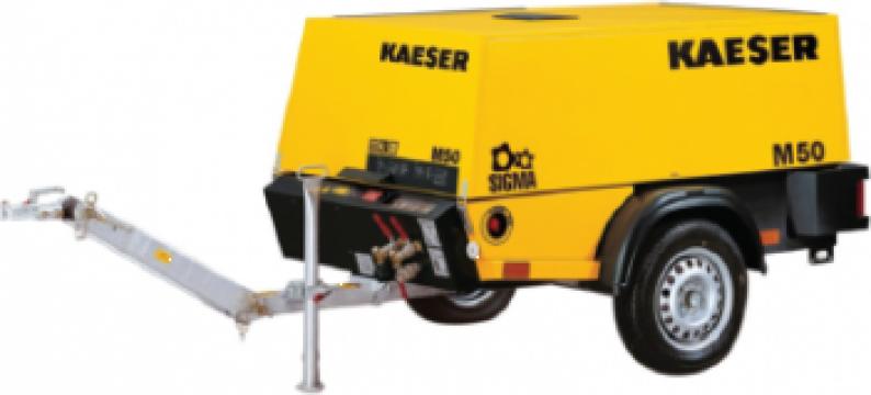 Motocompresor Kaeser M 50