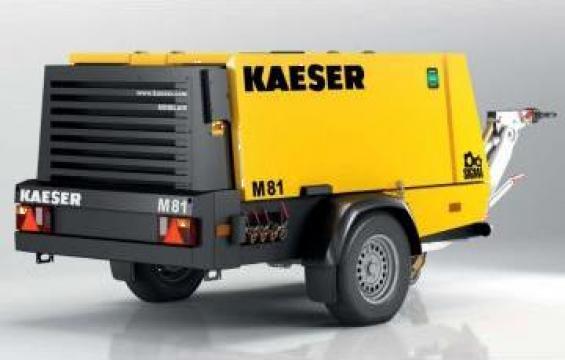 Motocompresor Kaeser M 81 / 82 de la Imocon Srl