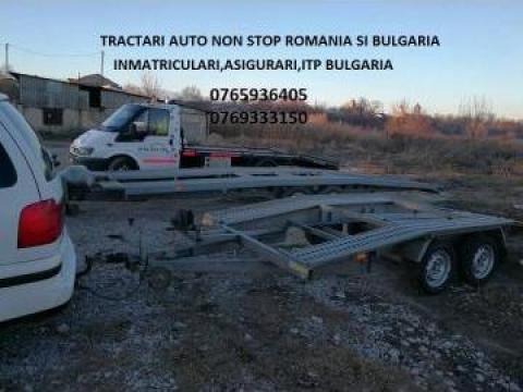 Inmatriculari auto in Bulgaria de la Yikim Array Srl