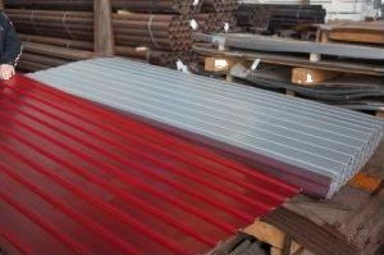 Tabla cutata zincata H12 – 850 zincata de la Lio-Metal SRL