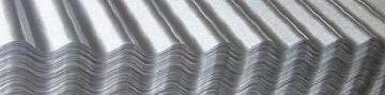 Tabla zincata ondulata Sinus 18/76 – 1100 de la Lio-Metal SRL
