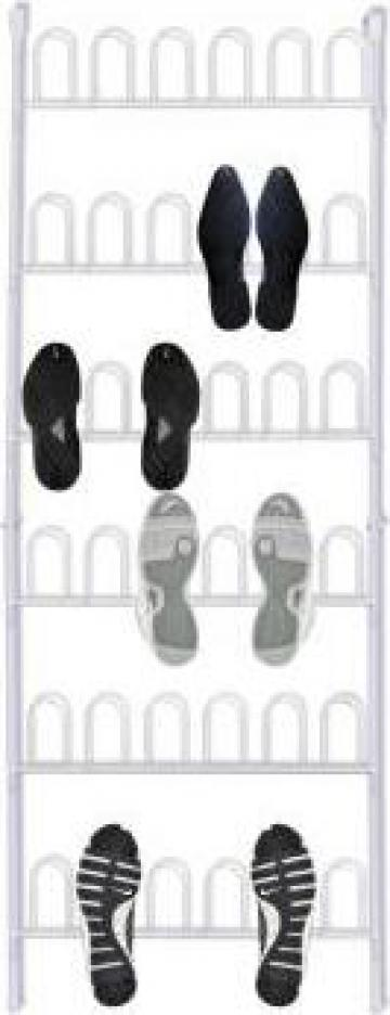 Organizator pantofi vertical pentru 18 perechi de la Vidaxl