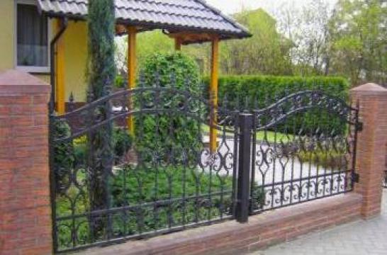 Garduri confectie metalica Bucuresti / Ilfov