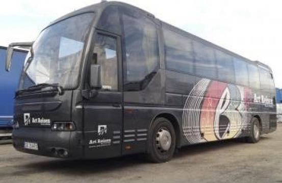 Inchiriere autocare pentru excursii de la Art Reisen