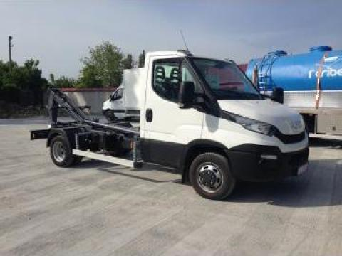 Autoutilitara autosasiu transport containere de la Enola Auto Srl