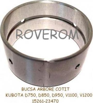 Bucsa arbore cotit Kubota D750, D850, D950, V1100, V1200 de la Roverom Srl