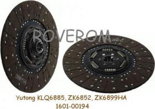 Disc ambreiaj Yutong KLQ6885, ZK6852, ZK6899HA