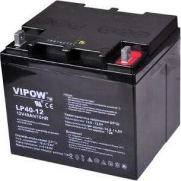 Acumulator gel-plumb 12V 40Ah de la Electro Supermax Srl