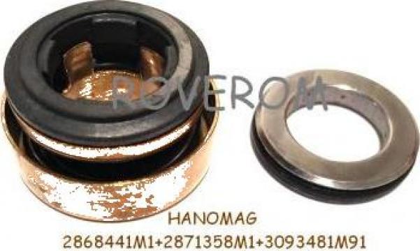 Presetupa pompa apa cu inel etansare, Hanomag D943, D963