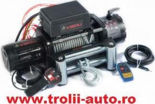 Troliu auto 12000lbs/ 5450kg LP Visoli de la Trolii-auto.ro
