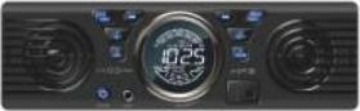 Radio cu difuzoare USB microSD AUX