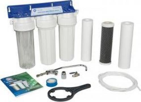 Sistem filtrare apa de la Tomas Prodimpex Srl.