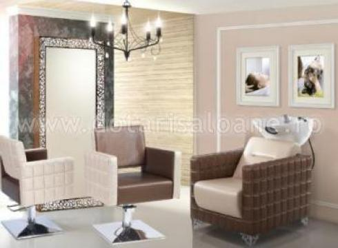 Set mobilier coafura Duo Vogue Baroque de la Sc Diart MP Srl