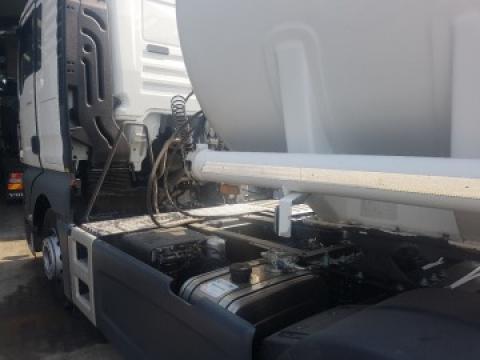 Sistem hidraulic pentru cisterna