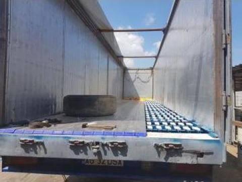 Service pentru podele miscatoare Cargo Floor de la Sisteme Hidraulice Srl