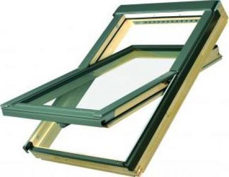 Ferestre antiefractie Fakro FTU P2 de la Sc Ellcor Roof Srl-d