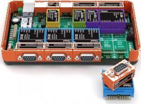 Automat programabil TPS de la Electric Film S.r.l.