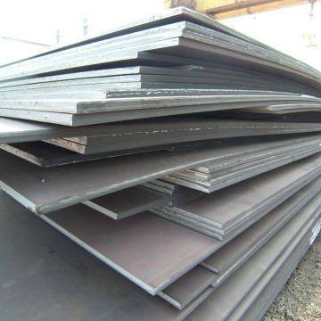 Tabla neagra laminata la cald 10X2000X6000 mm