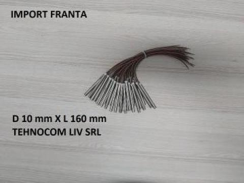 Rezistenta cartus 10x160 mm, 400 W, 230V de la Tehnocom Liv Rezistente Electrice, Etansari Mecanice