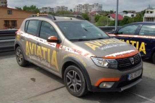 Cursuri auto categoria B pe Dacia Stepway