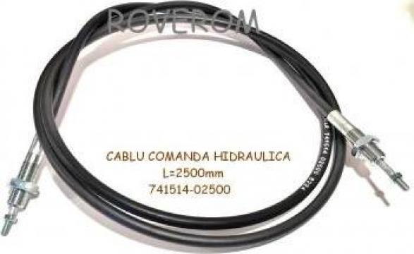 Cablu comanda hidraulica (l =2500mm) de la Roverom Srl