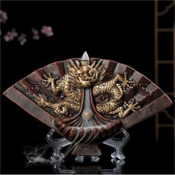 Decoratiune conuri parfumate backflow (F60) de la Neng Tcm Srl