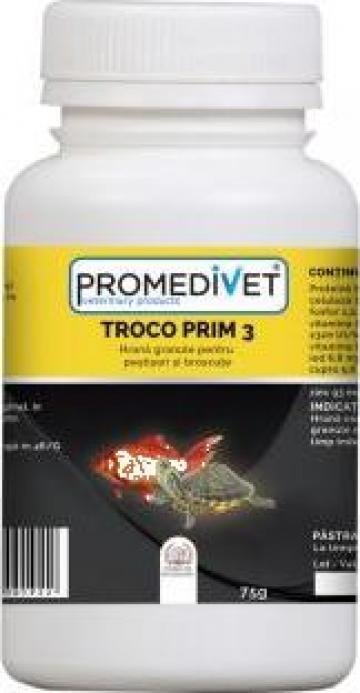Hrana pesti Troco - Prim nr. 3 de la Promedivet