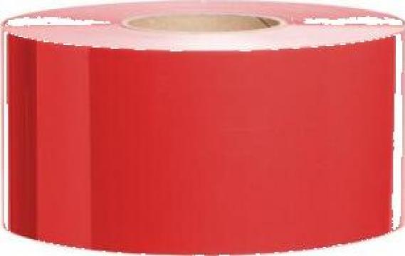 Banda de marcaj industrial rosie DuraStripe X-Treme