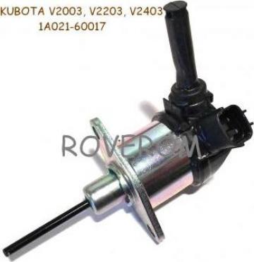 Solenoid Kubota D1503, D1703, V2003, V2203, V2403 (12V) de la Roverom Srl