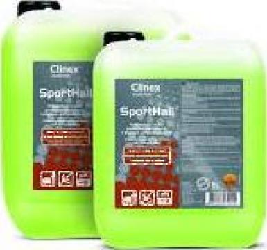 Detergent curatat pete ulei pardoseli 5 litri de la Adimex Cleaning Srl