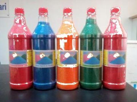 Zahar colorat si aromatizat de la Arome & Culori Srl
