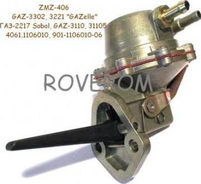 Pompa alimentare ZMZ-406, GAZ-3302 (GAZelle), GAZ-2217 Sobol