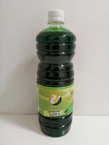 Sirop pentru granita 1 litru kiwi de la Cristian Food Industry Srl.