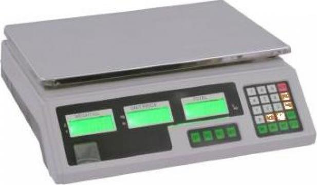 Cantar digital cu baterie reincarcabila, 30 kg de la Vidaxl